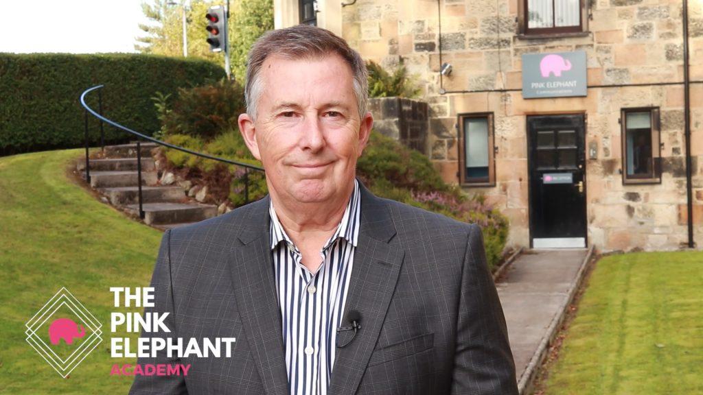 media training online, pink elephant communications, bill mcfarlan