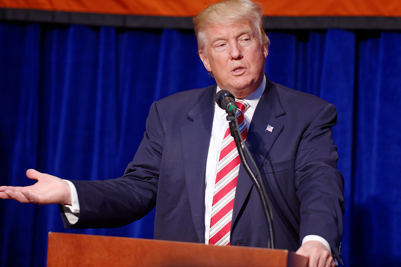 donald trump, pink elephant communications, What's in it for me