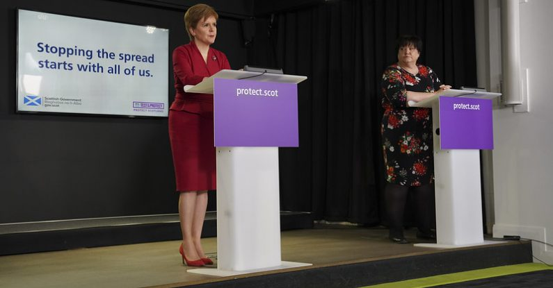 how to break bad news, nicola sturgeon, pink elephant communications