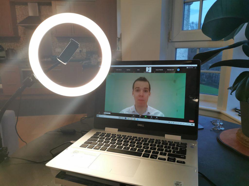 change communication, virtual presenter, pink elephant comms
