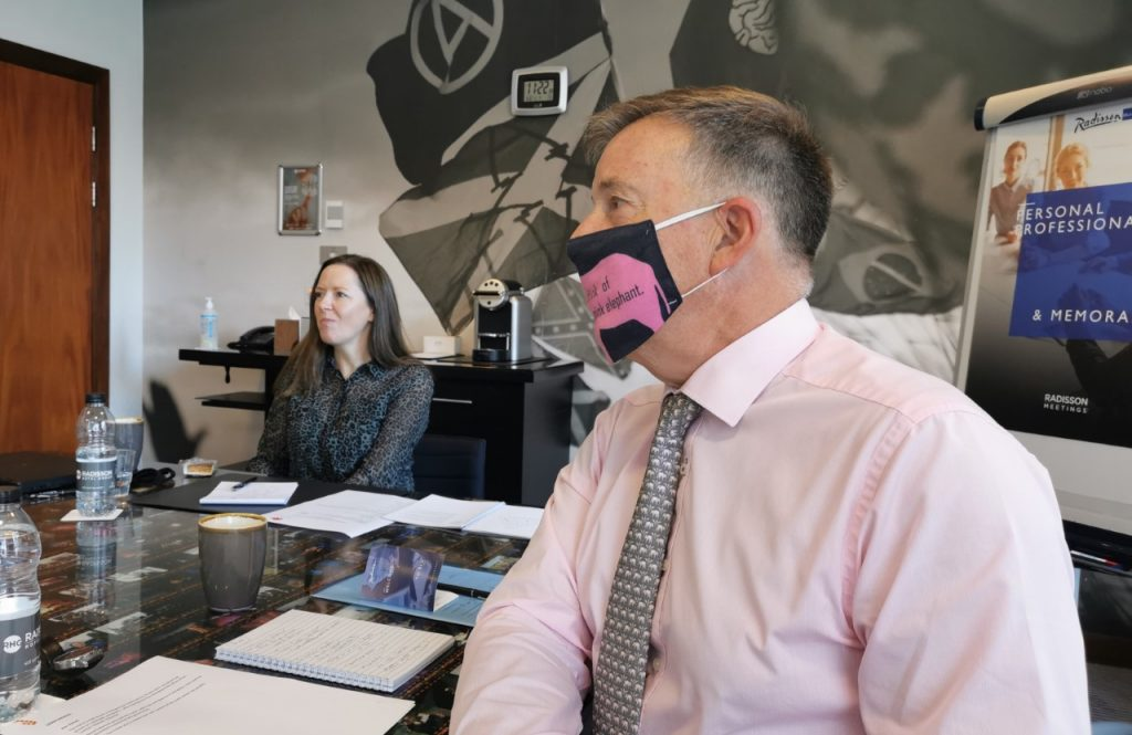 media training edinburgh, pink elephant, what you'll learn