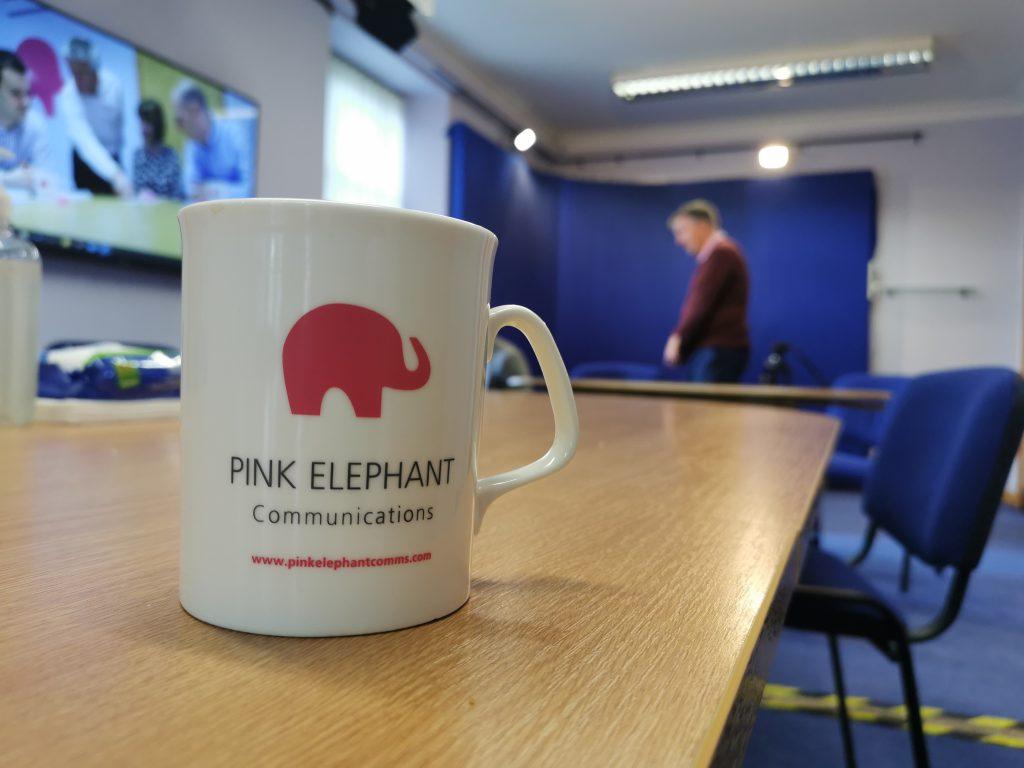 crisis management, monitor, pink elephant