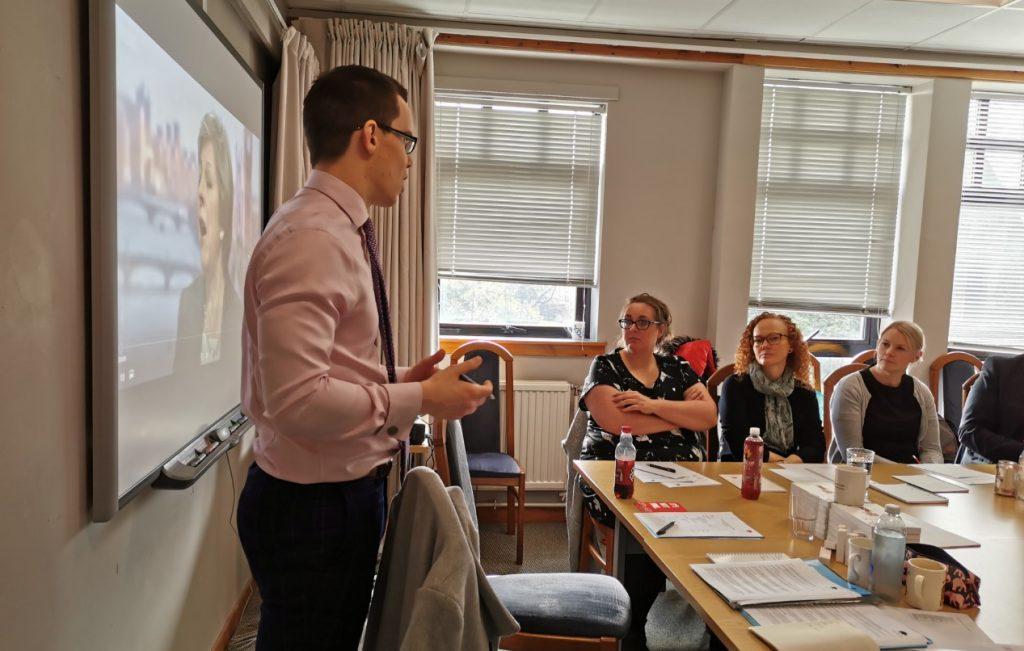 powerpoint presentation tips, andrew mcfarlan, pink elephant