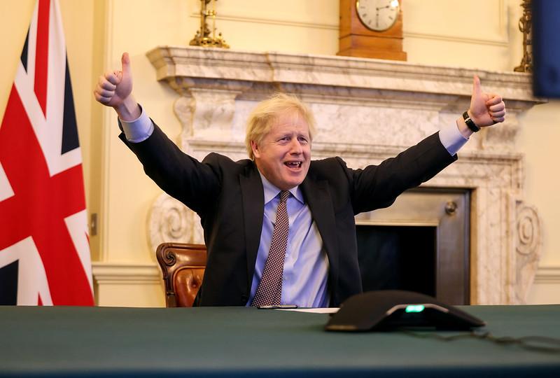 self-isolating, prime minister